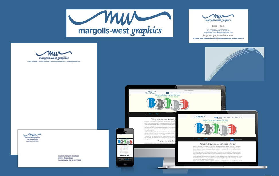 Branding Packages | Graphic Design | Margolis-West Graphics