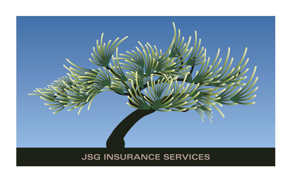 Logo concept for an insurance agent in Santa Clarita